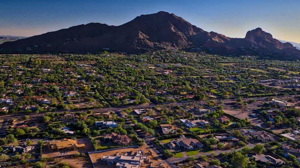 Paradise Valley, Arizona - safest cities in arizona