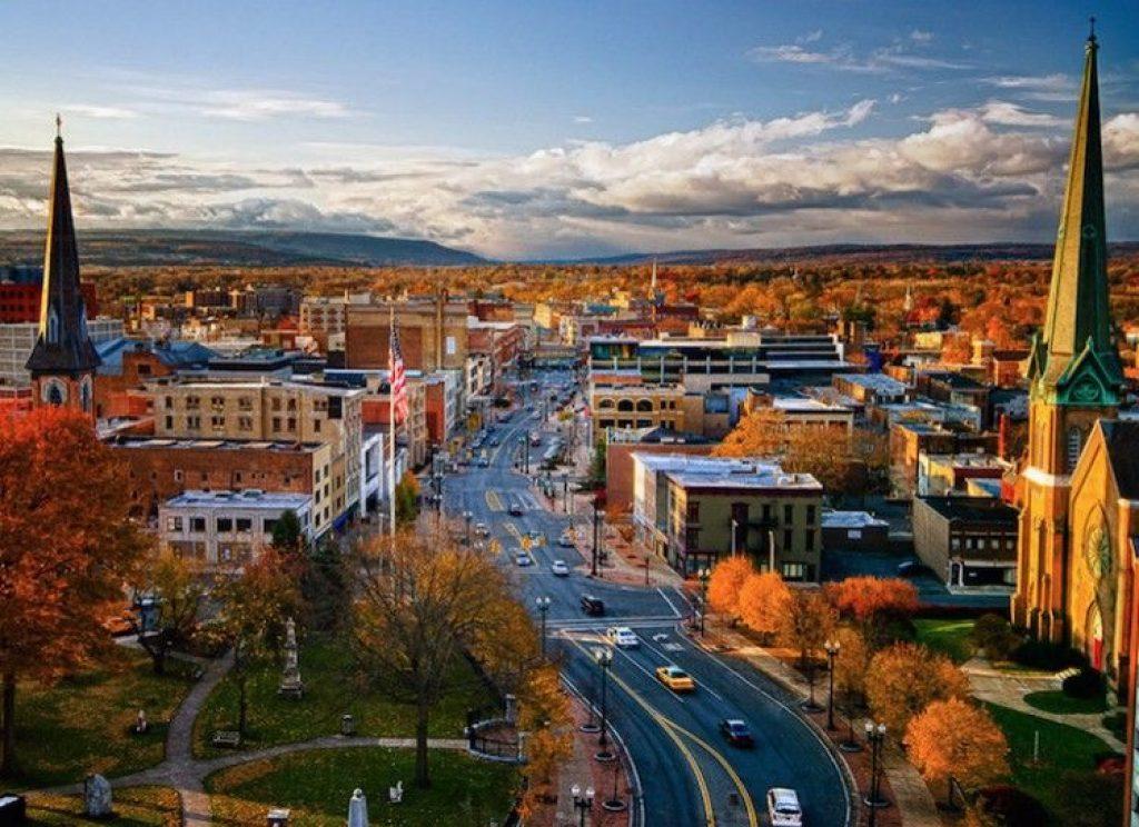 Schenectady, New York - safest cities in new york