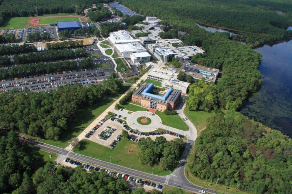 Stockton University – Galloway Township, New Jersey - safest colleges in America