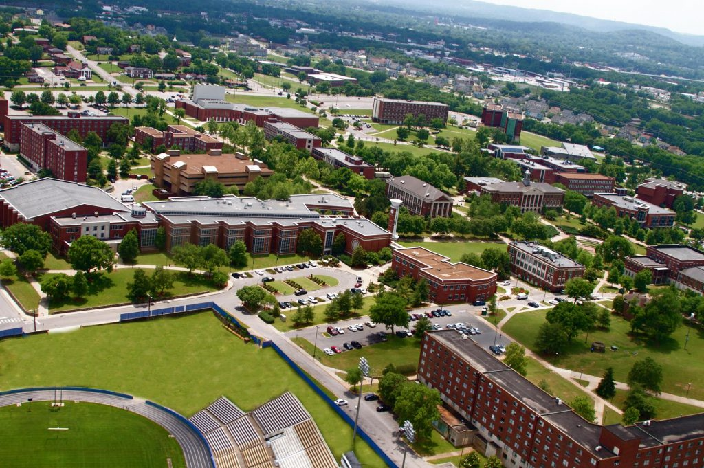 Tennessee State University – Nashville, Tennessee - safest colleges in America