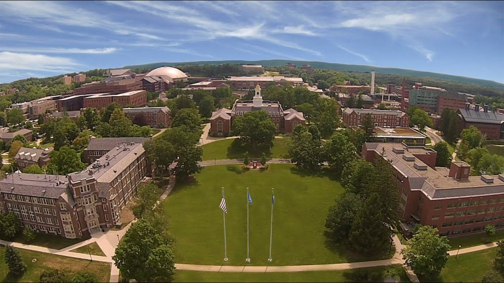 The University of Connecticut – Mansfield, Connecticut - safest colleges in America