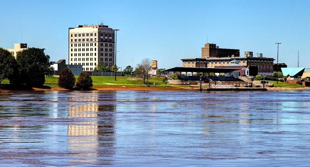 Alexandria, Louisiana - most dangerous cities in us