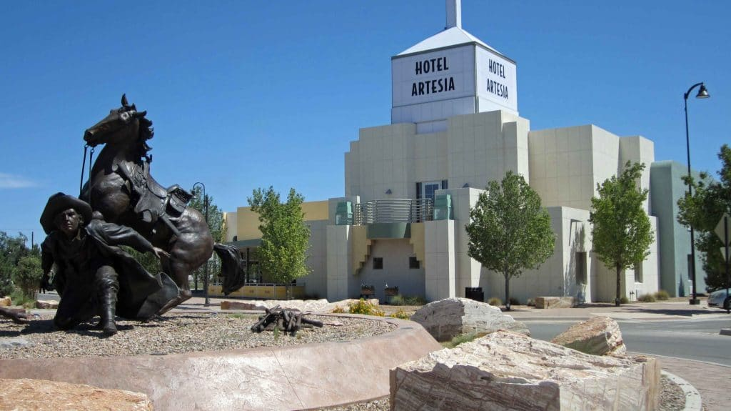 Artesia, New Mexico - most dangerous cities in us