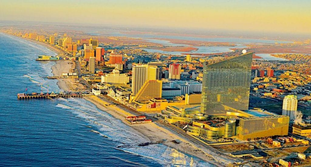 Atlantic City, New Jersey - most dangerous cities in us