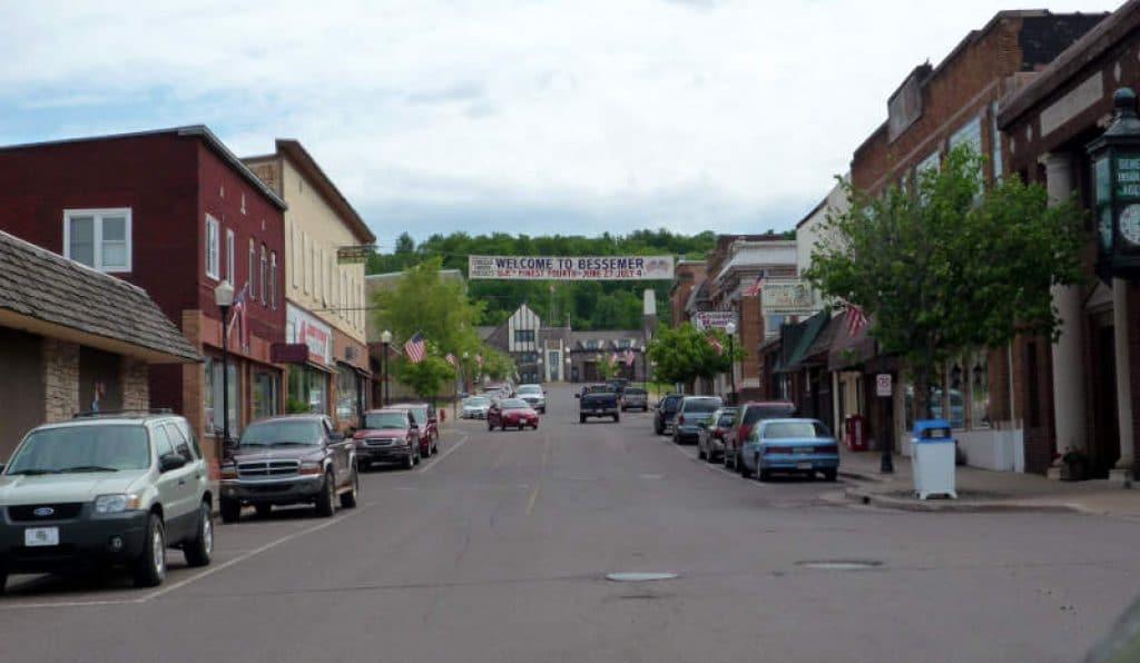 Bessemer, Alabama - most dangerous cities in us