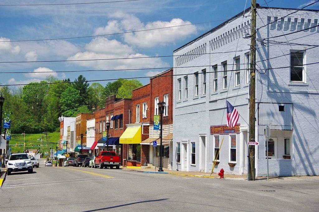 Bluefield, West Virginia - most dangerous cities in us