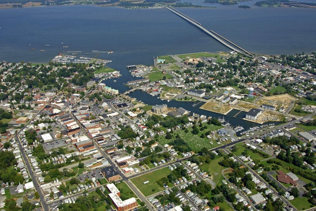 Cambridge, Maryland - most dangerous cities in us