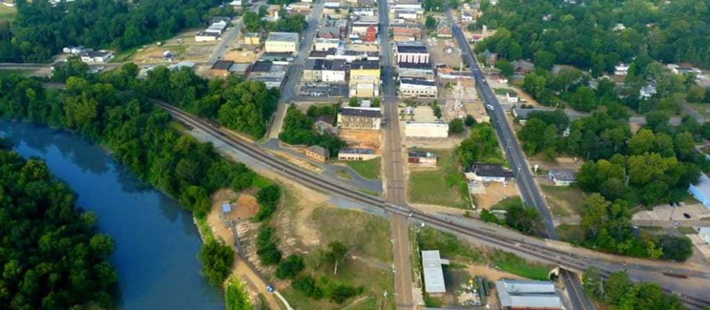Camden, Arkansas - most dangerous cities in us