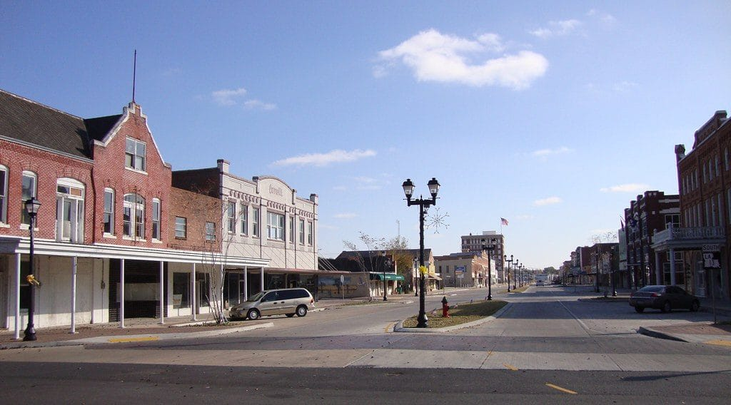 Crowley, Louisiana - most dangerous cities in us