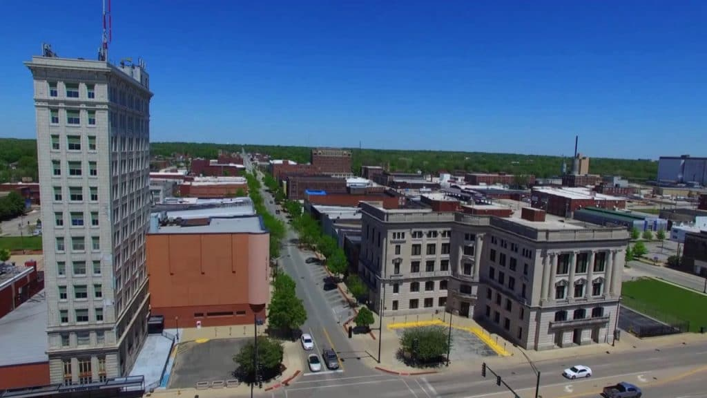 Danville, Illinois - most dangerous cities in us