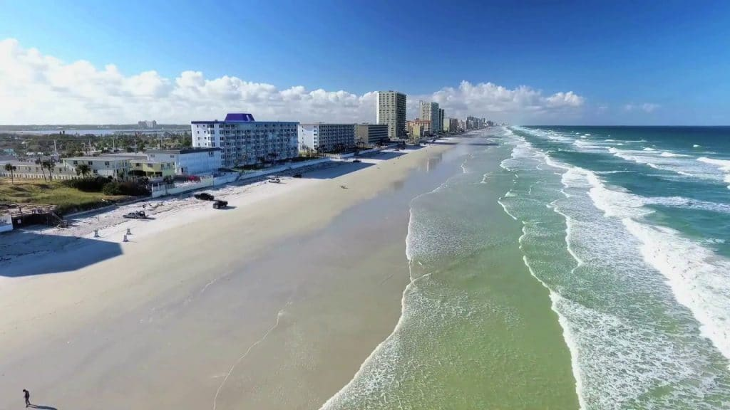 Daytona Beach, Florida -most dangerous cities in us