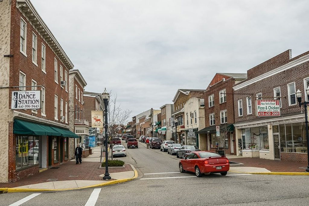 Elkton, Maryland - most dangerous cities in us