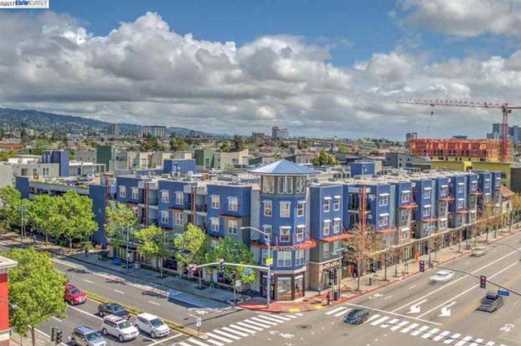 Emeryville, California - most dangerous cities in us