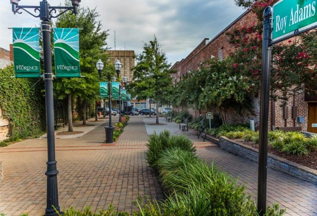 Florence, South Carolina - most dangerous cities in us
