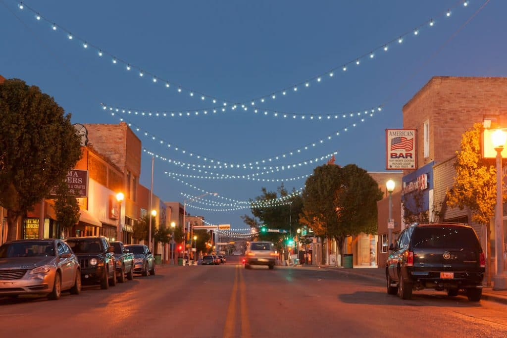 Gallup, New Mexico - most dangerous cities in us