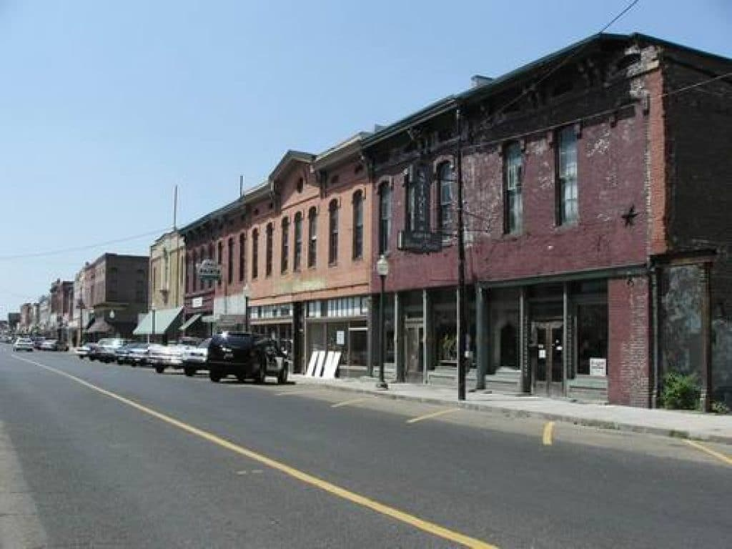 Helena-West Helena, Arkansas - most dangerous cities in us