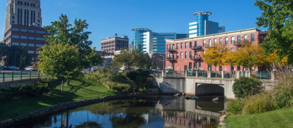 Kalamazoo, Michigan - most dangerous cities in us