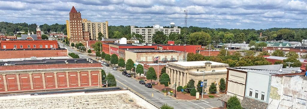 Kinston, North Carolina - most dangerous cities in us