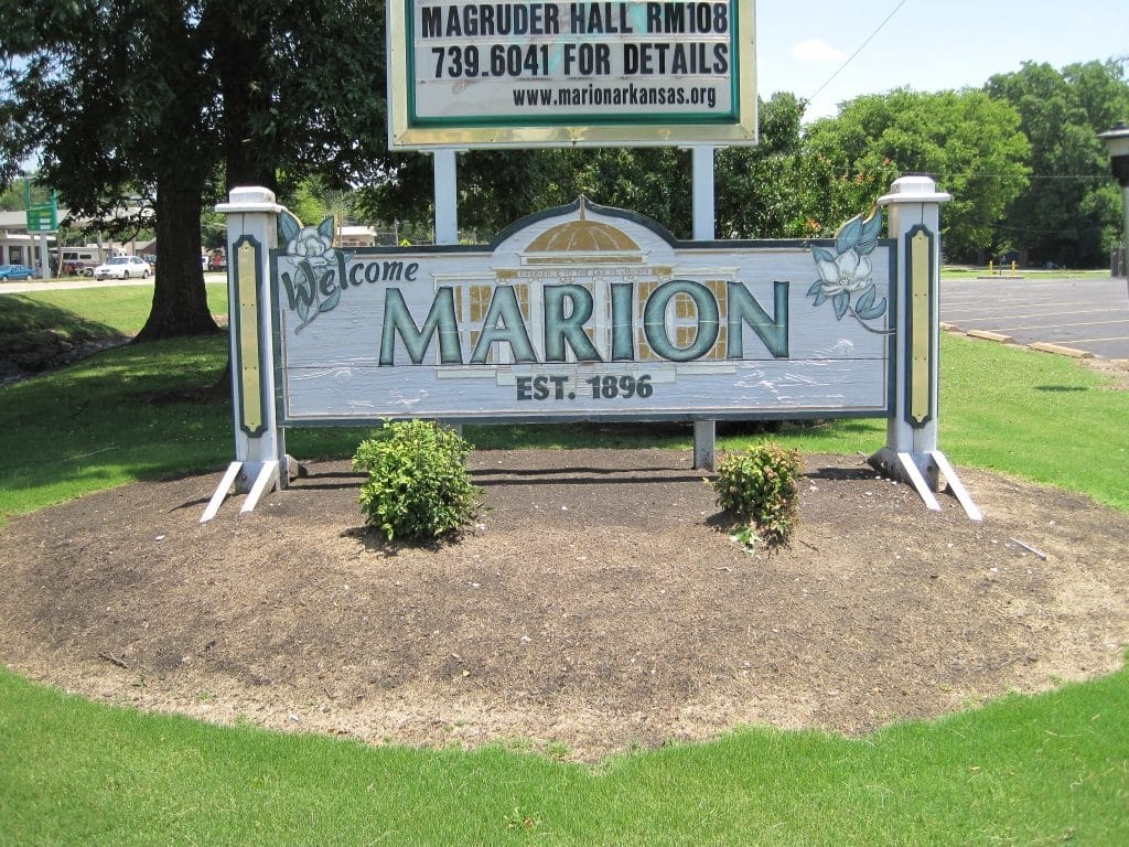 Marion, Arkansas - most dangerous cities in us