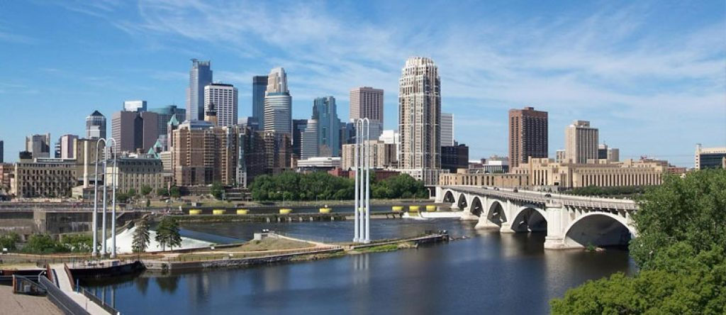 Minneapolis, Minnesota - most dangerous cities in us