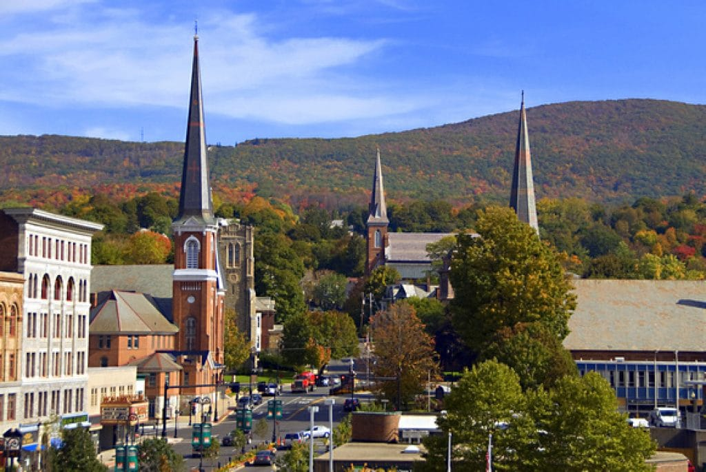 North Adams, Massachusetts - most dangerous cities in us