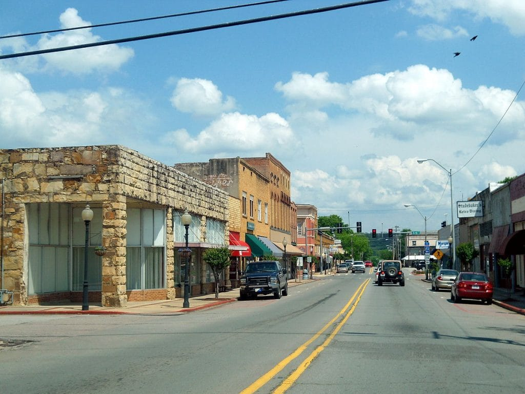 Ozark, Alabama - most dangerous cities in us