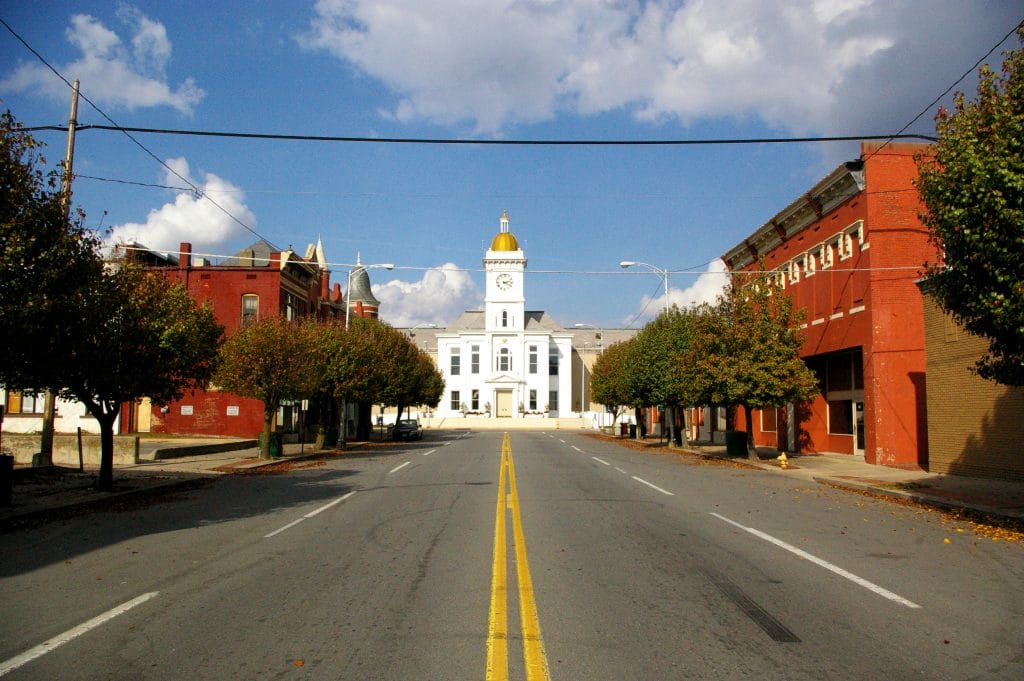 Pine Bluff, Arkansas - most dangerous cities in us