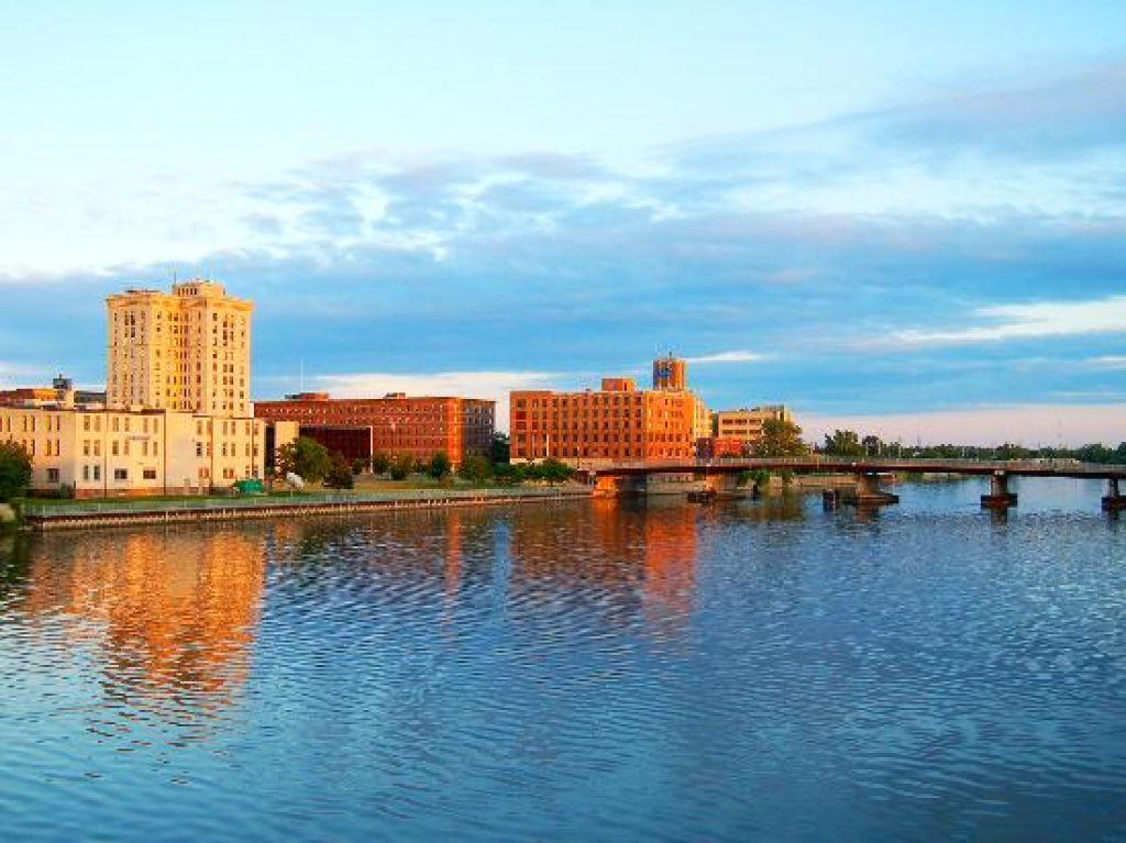 Saginaw, Michigan - most dangerous cities in us