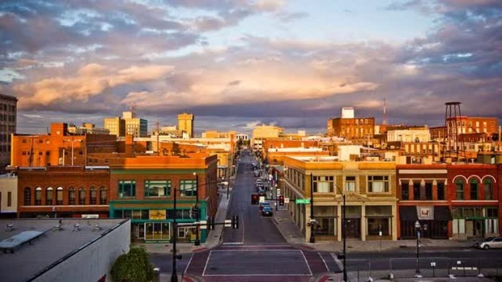 Springfield, Missouri - most dangerous cities in us