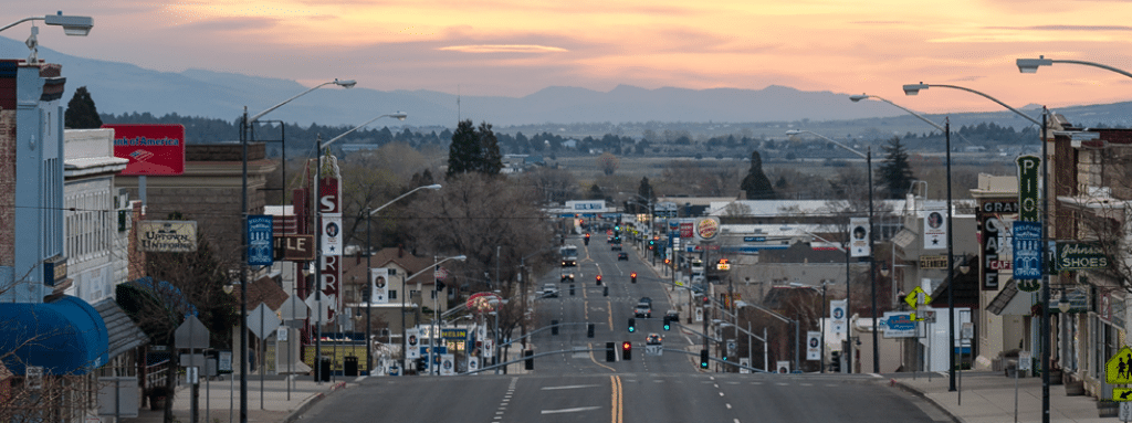 Susanville, California - most dangerous cities in us