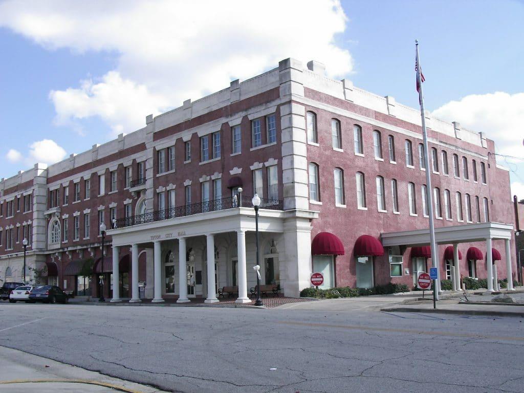 Tifton, Georgia - most dangerous cities in us