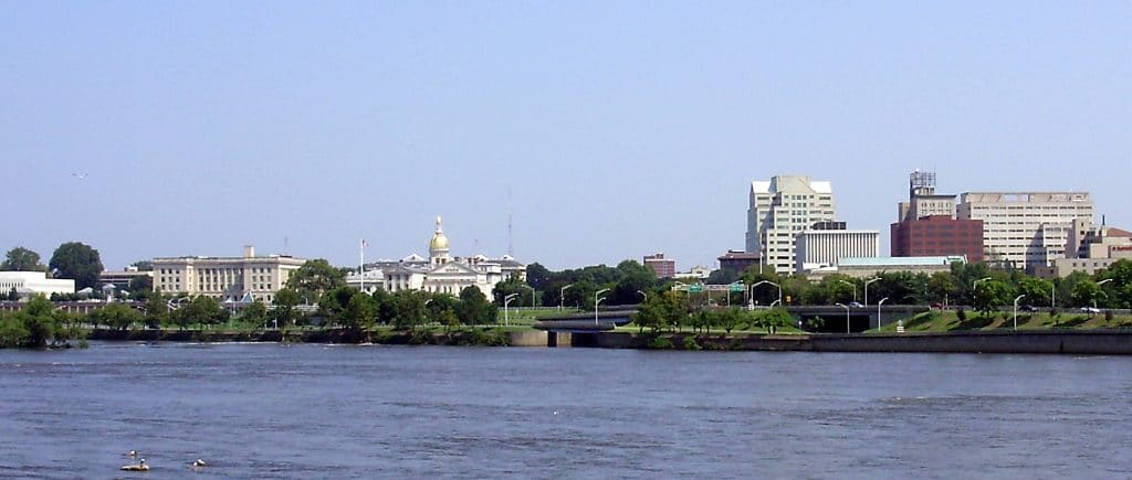 Trenton, New Jersey - most dangerous cities in us