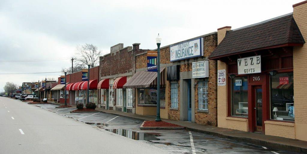 West Memphis, Arkansas - most dangerous cities in us