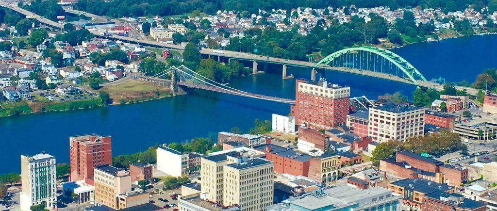 Wheeling, West Virginia - most dangerous cities in us