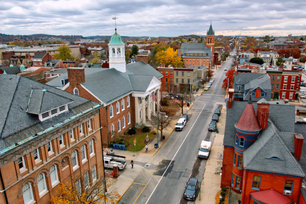 York, Pennsylvania - most dangerous cities in us