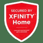 xfinity window decals - xfiinity home security