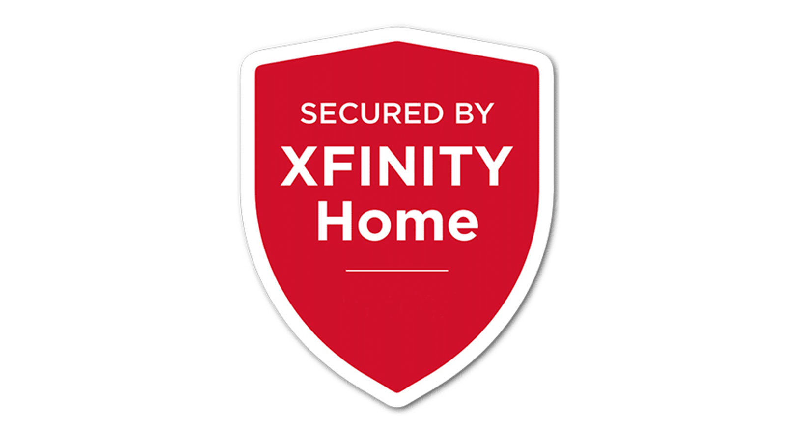 Xfinity yard sign - xfinity home security