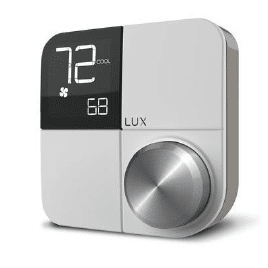 Lux Kono smart thermostat review - best smart thermostat