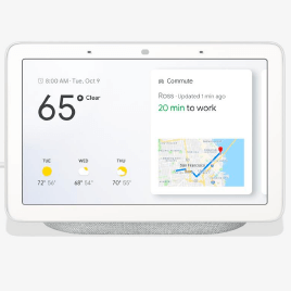Google Nest Hub Review - best smart home hub
