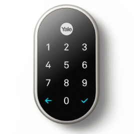 Nest x Yale Door Lock - best door locks