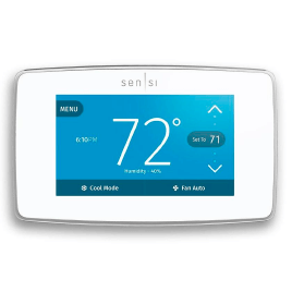 Emerson Sensi Smart Thermostat Review - best smart thermostat