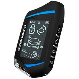 Compustar CS7900-AS Two-Way Remote-Start and Alarm Bundle - best car alarm