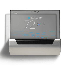 Johnson Controls GLAS Review - best smart thermostat