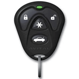 Avital One-Way Remote Start with Security - best car alarm