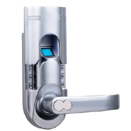 iTouchless Bio-Matic Fingerprint Door Lock Review - best door locks