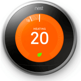 Nest Learning Thermostat Review - best smart thermostat
