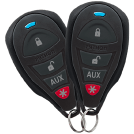 Python 5105P One-Way Security and Remote-Start System - best car alarm