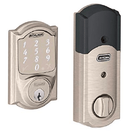 Schlage Sense - best door locks