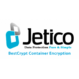 BestCrypt Volume Encryption by Jetico - best hard drive encryption software