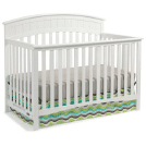 Graco Charleston 4-In-1 Convertible Crib - best baby cribs
